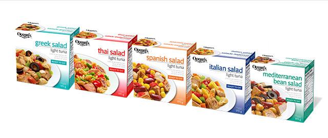 Achetez 2: Salades de thon Ocean's  coupon