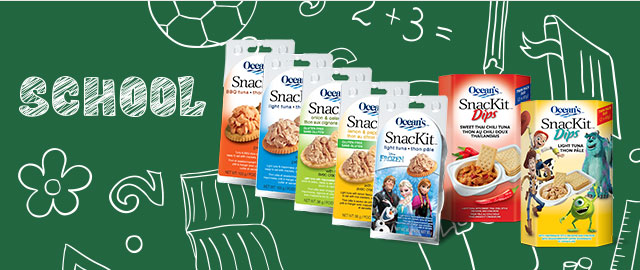 Buy 2: Ocean's SnacKits and SnacKit Dips coupon