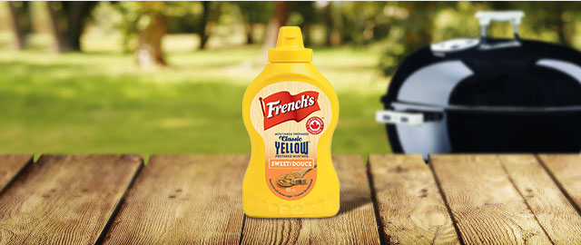 FRENCH'S® Classic Yellow® Sweet Mustard  coupon