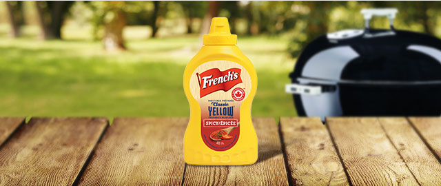 (FR) FRENCH'S® Classic Yellow® Spicy Mustard coupon