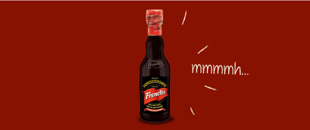 Sauce Worcestershire FRENCH'S MD coupon