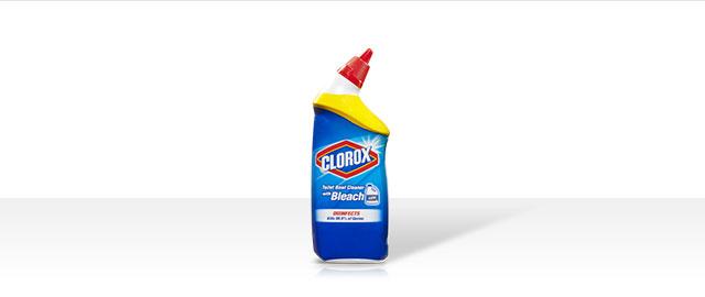 Clorox® Toilet Bowl Cleaner coupon