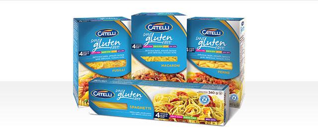Catelli® Gluten Free pasta coupon
