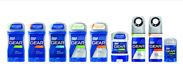 Buy 2: Speed Stick* GEAR™ products coupon