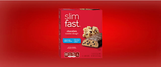 Slimfast® Meal Bars coupon