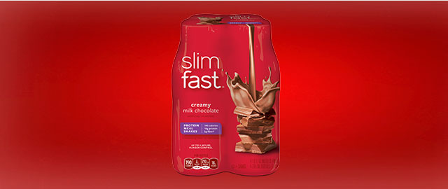 Slimfast® Protein Meal Shakes coupon