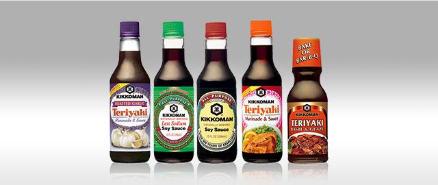 Select Kikkoman® Sauces coupon