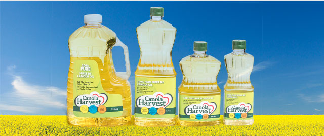 [FR] Canola Harvest® Canola Oil coupon