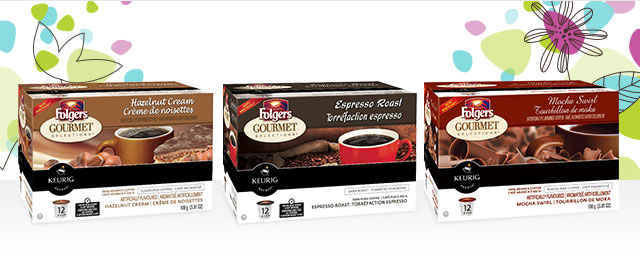 Unlocked! Select Folgers® K-Cup® Packs coupon