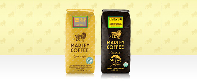 Marley Coffee Bags coupon