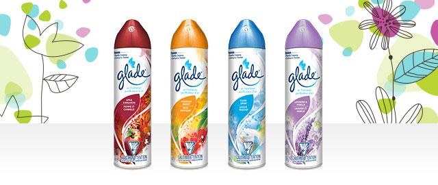 Buy 3: Glade® Aerosol  coupon