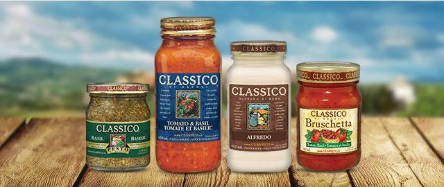 [FR] Buy 2: Classico® Pasta Sauce coupon