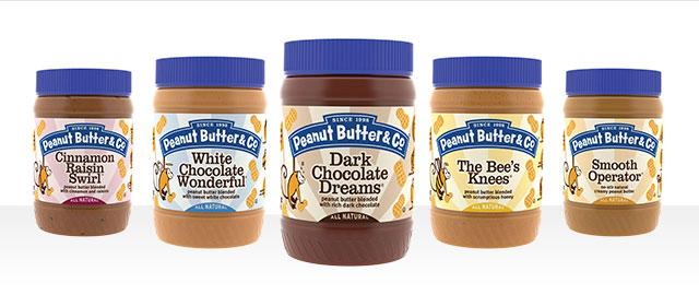 Peanut Butter & Co.® Peanut Butter coupon
