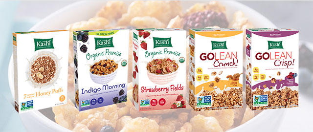 Kashi® cereal coupon
