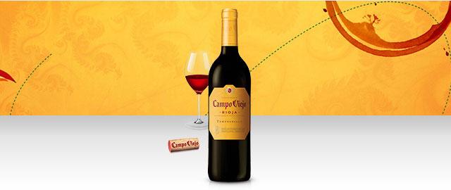 Campo Viejo® Tempranillo* coupon