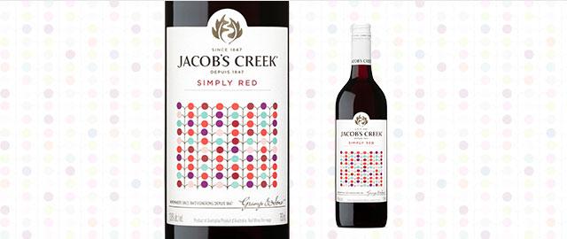 Jacob's Creek™ Simply Red* coupon