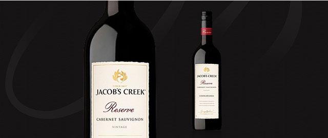 Jacob's Creek Reserve Cabernet Sauvignon coupon
