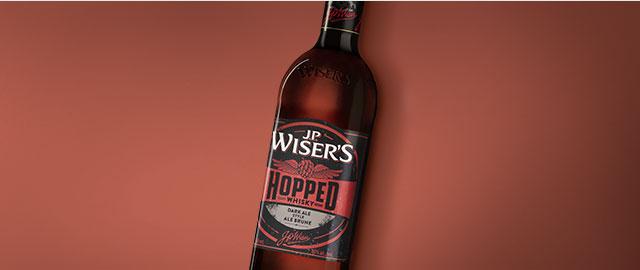 J.P. Wiser's® Hopped Whisky* coupon