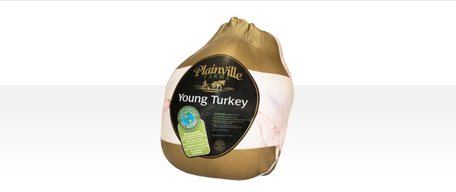 At Select Retailers: Plainville Farms Whole Turkey coupon