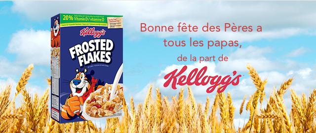Achetez 2: Céréales Kellogg's* Frosted Flakes* coupon