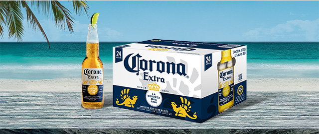 At The Beer Store: Corona Extra* coupon
