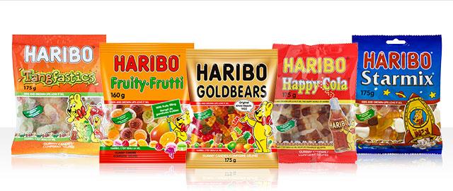 HARIBO Confiseries Gélifiées coupon