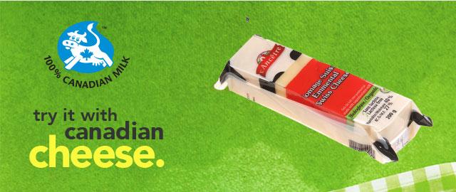 L'Ancêtre Organic Swiss Emmental coupon