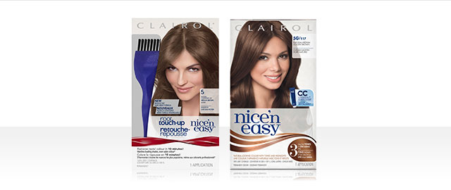 Colorant capillaire Clairol® coupon
