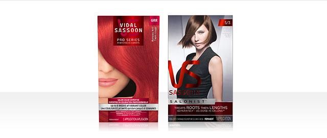 Vidal Sassoon® Hair Colour coupon