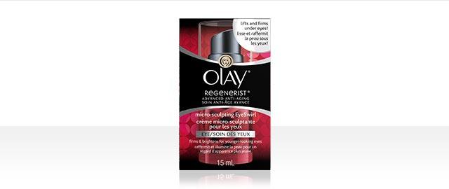 Olay® Regenerist Micro-Sculpting Eye Swirl coupon