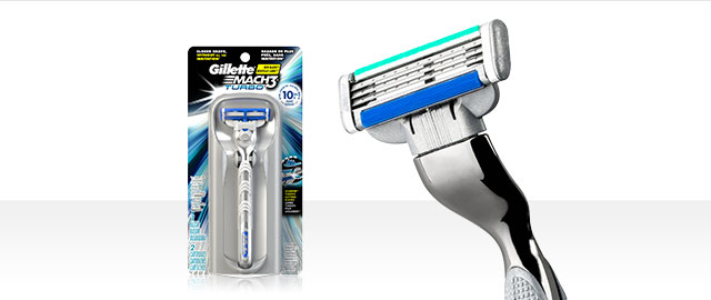 Gillette® Fusion Proglide Razor with Flexiball coupon