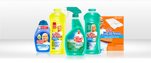 Mr.Clean® products coupon