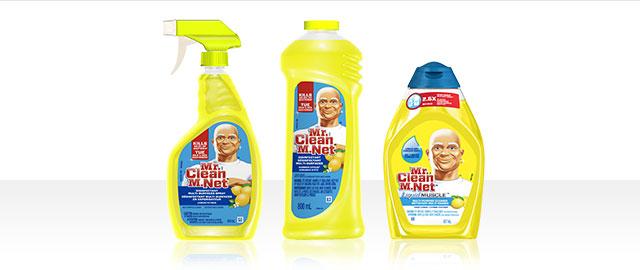 Mr. Clean® Liquid or Spray coupon