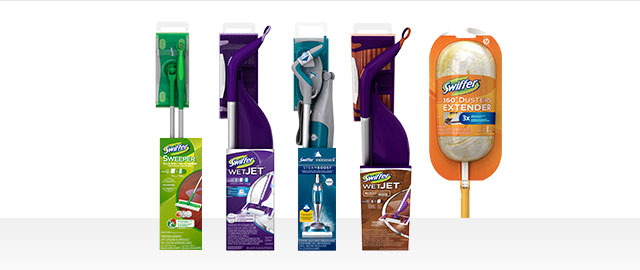 Swiffer® Starter Kits coupon