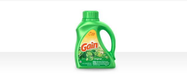 Gain® Liquid Detergent  coupon