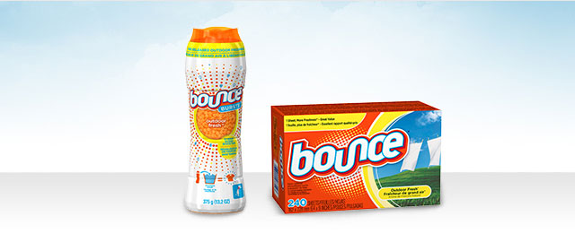 Bounce® products coupon