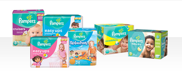 [FR] Pampers® coupon