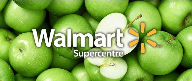 At Walmart: Apples coupon