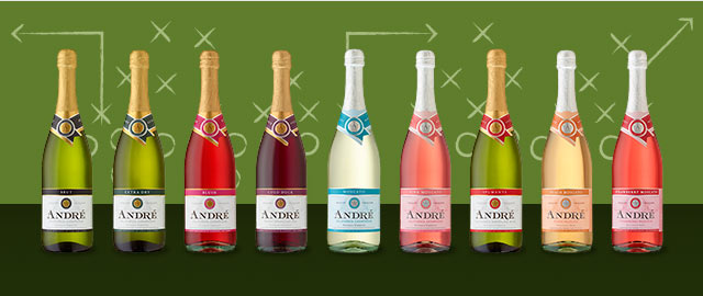 Buy 2: André California Champagne coupon