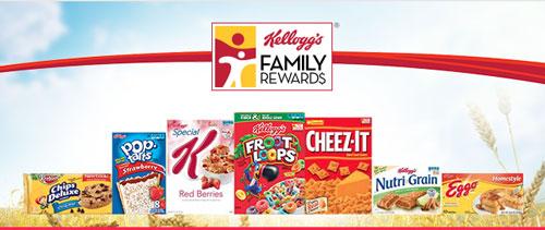 Kellogg's Family Rewards® coupon