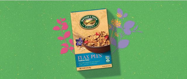 Nature's Path Flax Plus® Multibran Flakes coupon