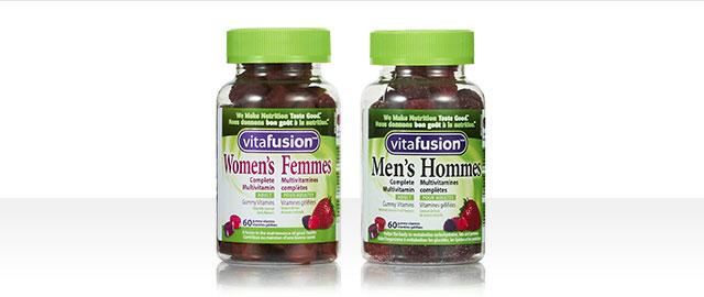 Vitafusion™ Gummy Vitamins for Adults coupon
