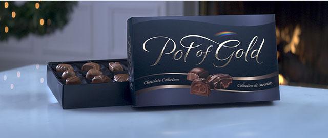 POT OF GOLD Chocolates coupon