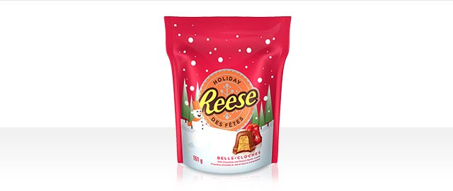 REESE Peanut Butter Candy Bells  coupon