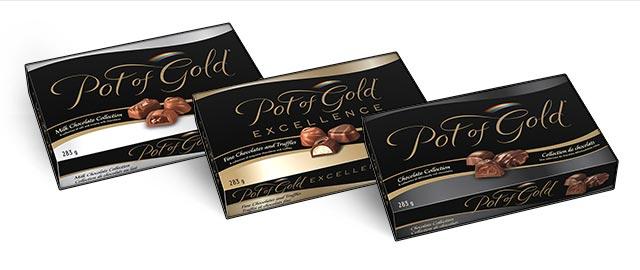Select POT OF GOLD Chocolates coupon
