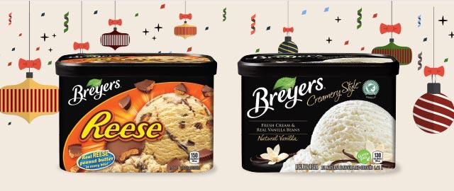 UNLOCKED! Breyers® ice cream coupon