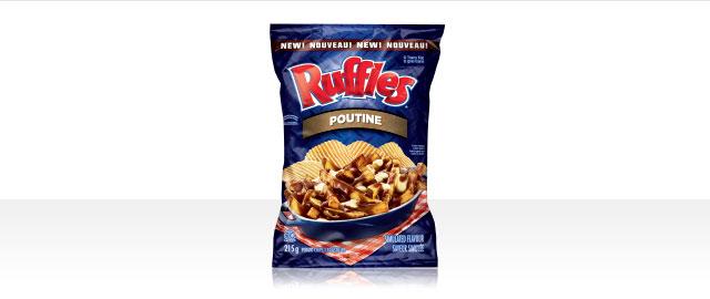 Ruffles® Poutine Potato Chips coupon