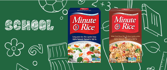 Buy 2: Minute Rice® Instant coupon