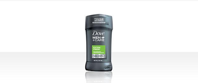 At Walmart: Dove Men + Care® stick deodorant coupon