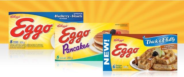 Buy 2: Eggo* Pancakes or Waffles coupon